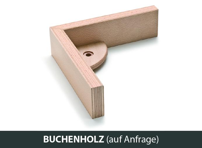 Buchenholz (auf Anfrage)