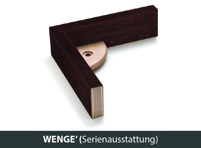 Wenge (Serienausstattung)