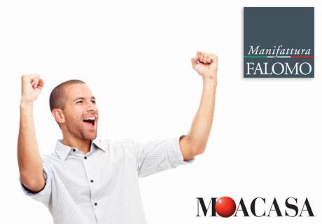 Schlafen & Gewinnen mit Manifattura Falomo!