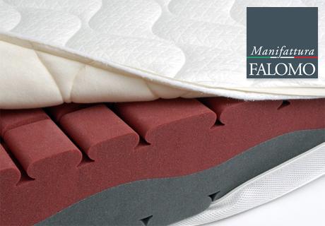 Wählen Sie die richtige Bezüge für Ihre Matratze! Entdecken Sie die Manifattura Falomo Bezüge