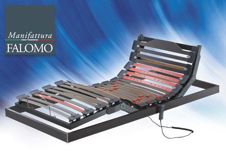 Ergomovie: der neue innovative Lattenrost von Manifattura Falomo