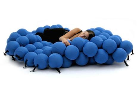 Molekular Bett