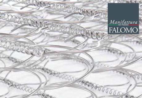 Manifattura Falomo: Made In Italy Federkernmatratzen