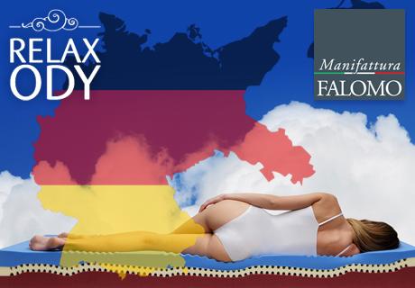 Manifattura Falomo in Weimar auf den großen Schlafen-Messe!