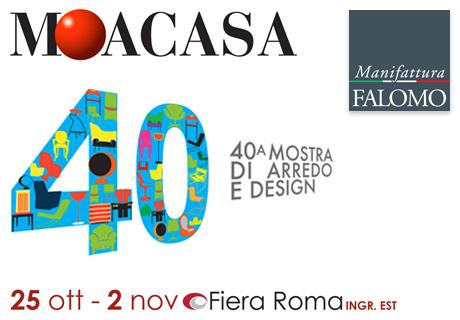 MOACASA 2014: Kommen Sie und entdecken Sie die Manifattura Falomo Matratzen