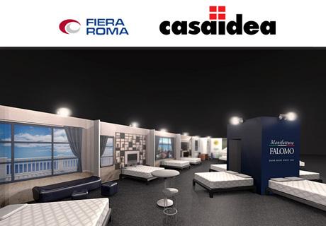 Casaidea 2015: Wir freuen uns auf Ihren Besuch in Rom vom 21. bis zum 29. März!