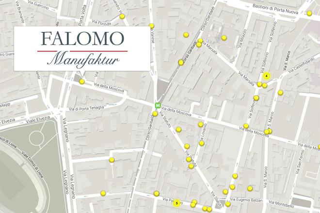 """Manifattura Falomo erwartet Sie auf der Mailänder Messe """"Fuorisalone"""""""