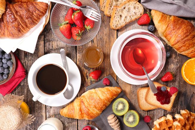 3 leckere Frühstücksideen für den Morgen nach einer erholsamen Nacht