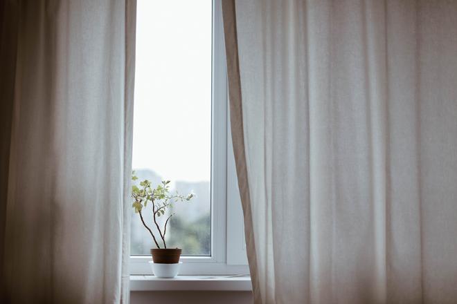 Fenster oder Gardinen nicht öffnen