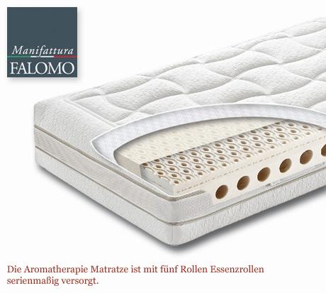 Die Matratze die duftende von Sauberkeit.