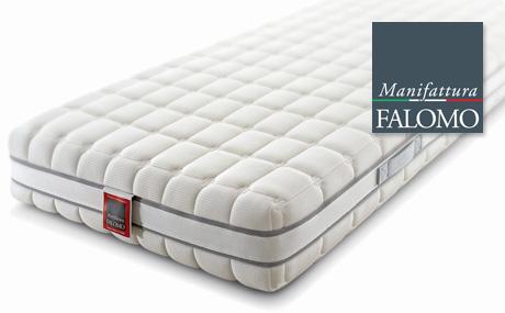 Weniger Druck, größer Komfort mit den Matratzen von Manifattura Falomo