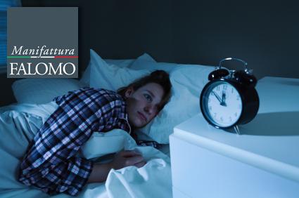 3 Symptome bei falschem Schlaf.