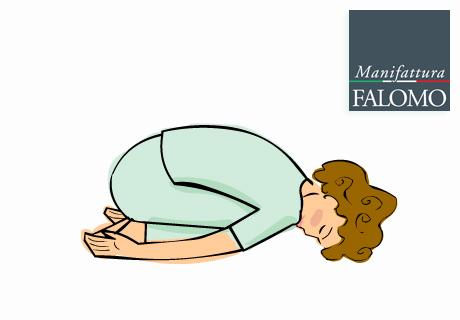 Yoga Übungen 3: Balasana