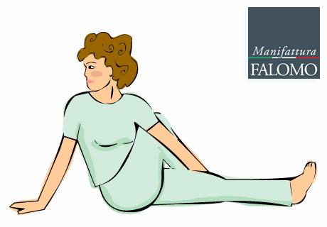 Yoga Übungen 1: Marichyàsana