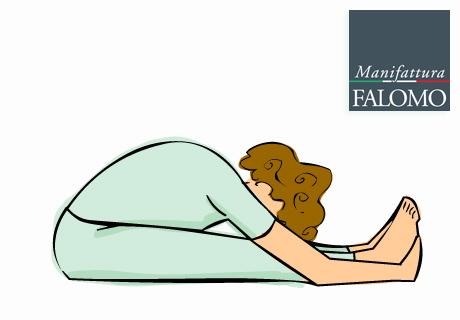 Yoga Übungen 2: Paschimottasana