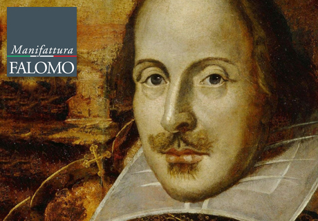 William Shakespeare Manifattura Falomo