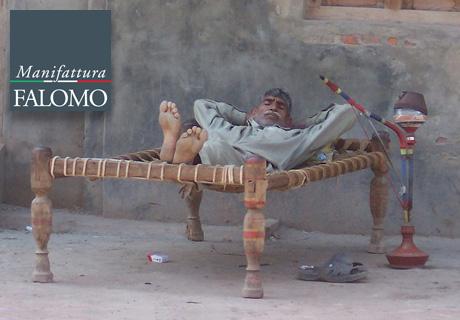 Der Charpai in Indien