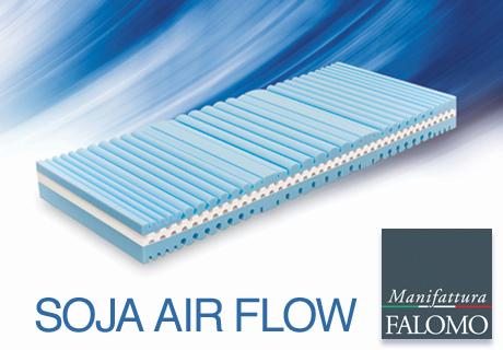 """Soja Air Flow: Die """"frische"""" Matratzen von Manifattura Falomo!"""