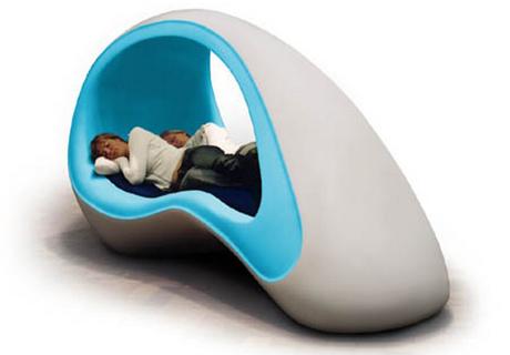Ergonomisch Bett