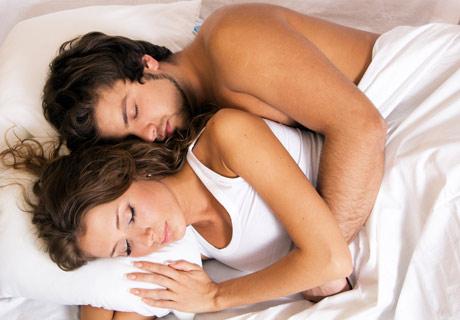 Loffelchen Schlafposition