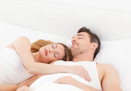 Schutzengel Schlafposition