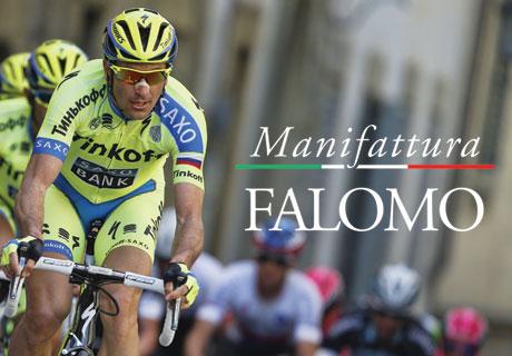 Manifattura Falomo radelt im Giro d'Italia 2015 los!