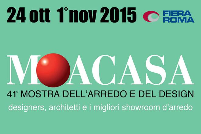 MOACASA 2015: besuchen Sie Manifattura Falomo in Rom!