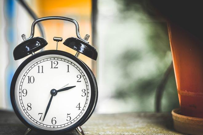 Finden Sie die richtige Stundenanzahl