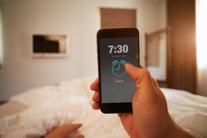 Der richtige Zeitpunkt zum Schlafengehen