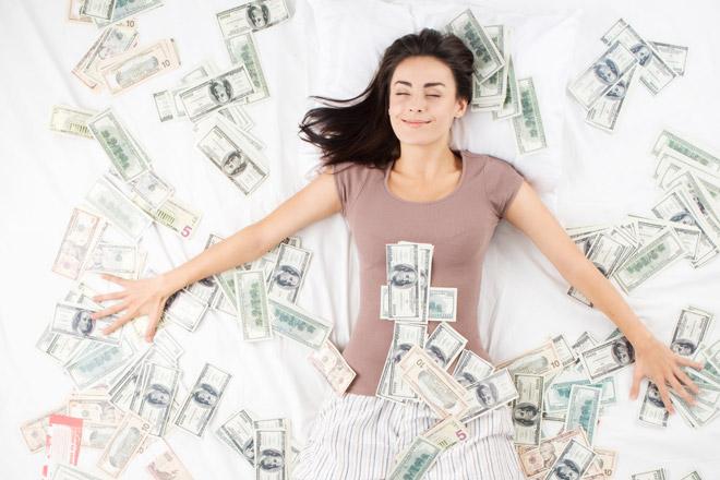 Ist jede Nacht gut zu schlafen, vergleichbar mit einem Lottogewinn?
