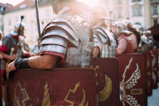 Bei uns als Schlaflosigkeit bekannt, bei den antiken Römern ganz normal
