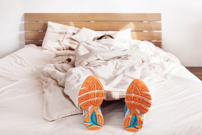 Welcher Sport eignet sich am besten, um besser zu schlafen?