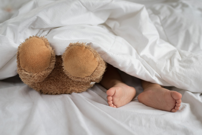 Ist es Zeit die Kinder ins Bett zu bringen? Shhh… Wir verraten ein paar nützliche Ratschläge