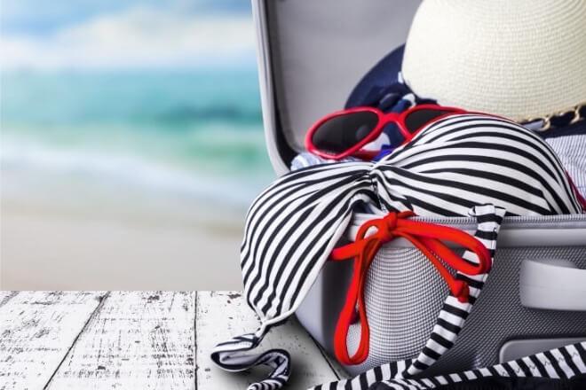 Der Sommerurlaub steht an? Es ist Zeit, sich ordentlich auszuruhen!