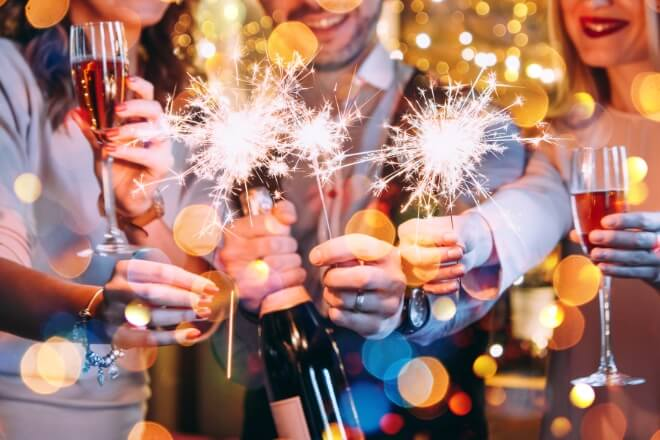 5 praktische Ratschläge, wie man den Neujahrestag angehen kann