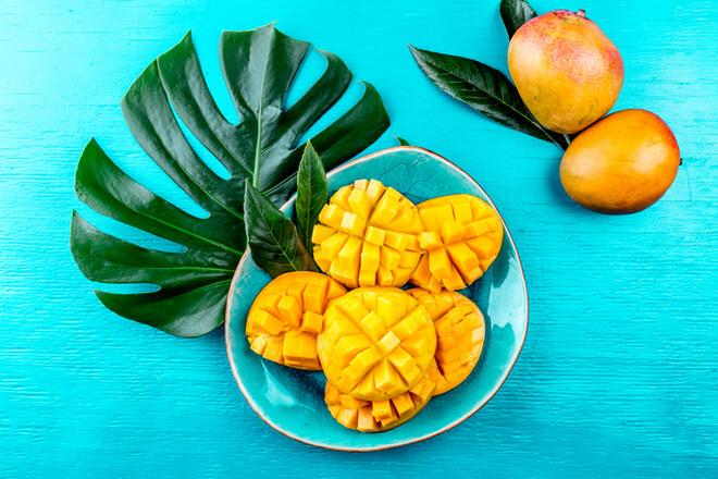 Mango: Sommerobst, das zu besserem Schlaf verhilft